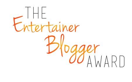 entertainer-blogger-award