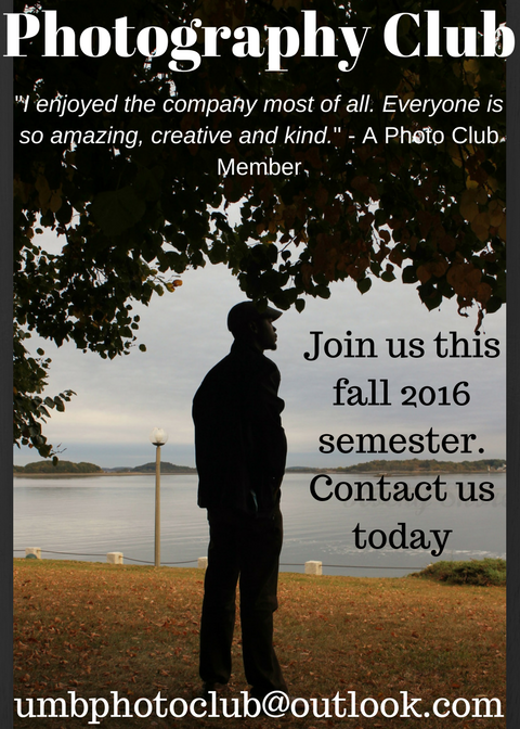 Photography Club flyer 2